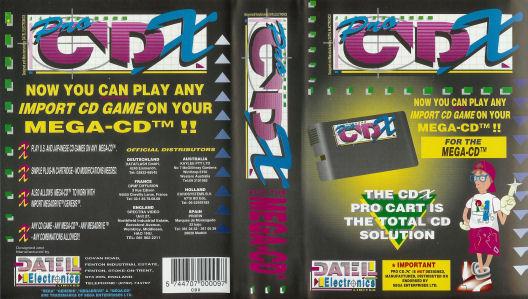 MegaDrive / Genesis. Any CD game, any Mega-CD, any MegaDrive - any